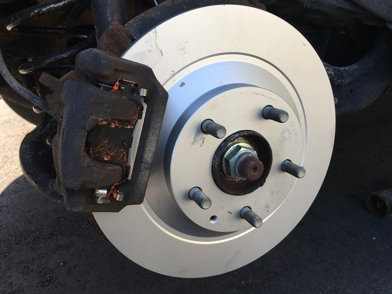 Why do my brakes squeal? How can I stop it?
